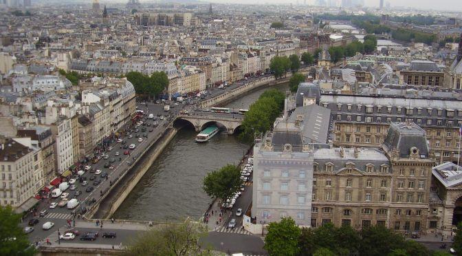 PARIS EN COLORES