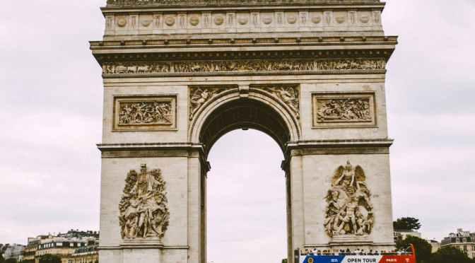 PARIS…EN SEPIA