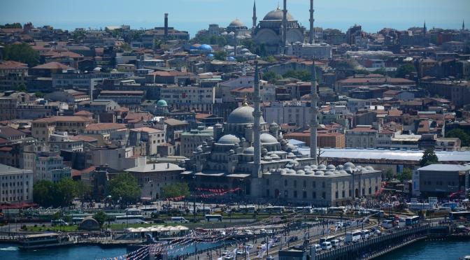 Una ciudad, dos continentes: estambul